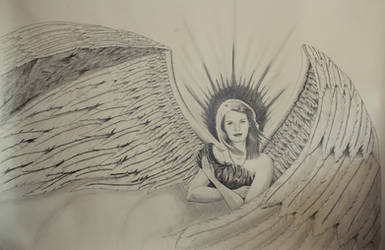 Angel by BobBobuszko