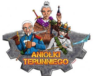 Aniolki Terunniego by BobBobuszko