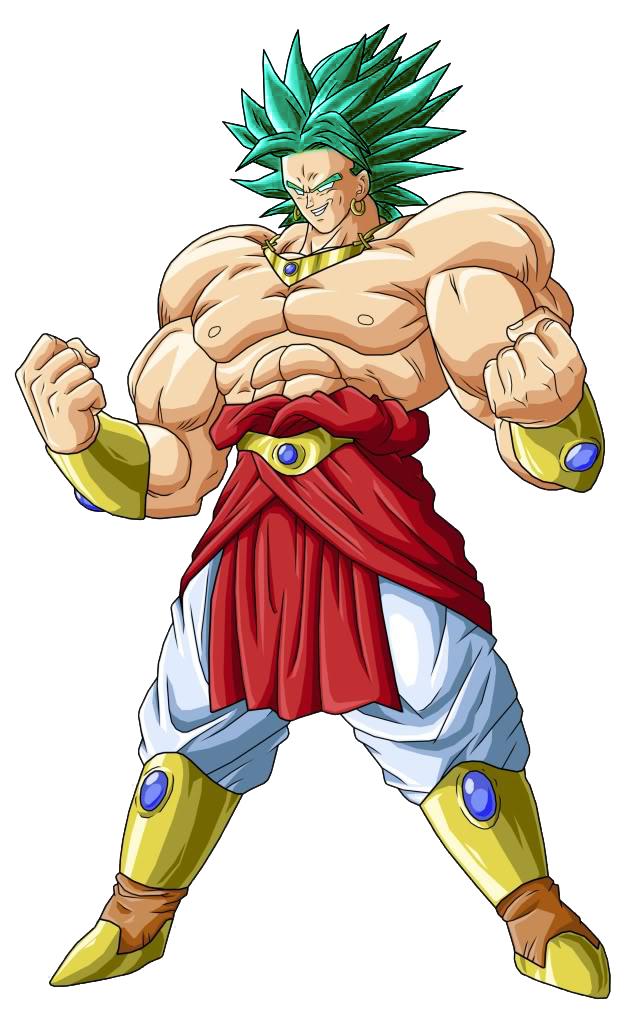 Broly Legendary Super Saiyan God Super Saiyan by dgkilla95 ...