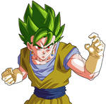 Vegeto Super Saiyan God Prime