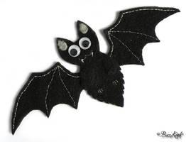 Cute Bat by BaziKotek
