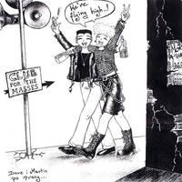 Depeche Mode by BaziKotek