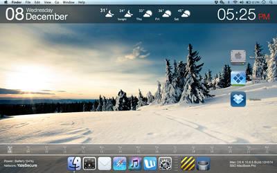 Early December Desktop