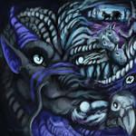 [CM] Metalhorn - Portrait Painting