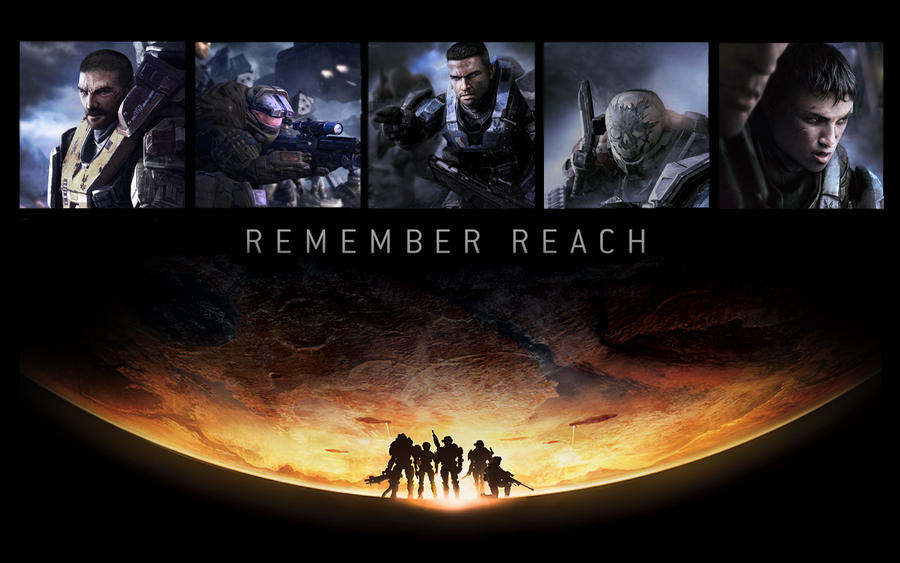 Remember Reach by ApertumCodex