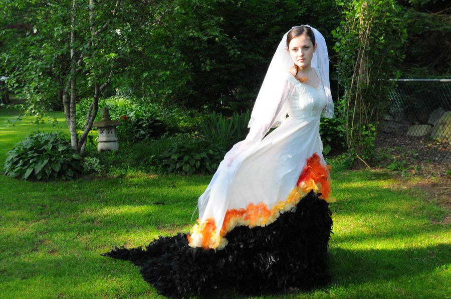 Katniss Wedding Dress 9 by Alissie