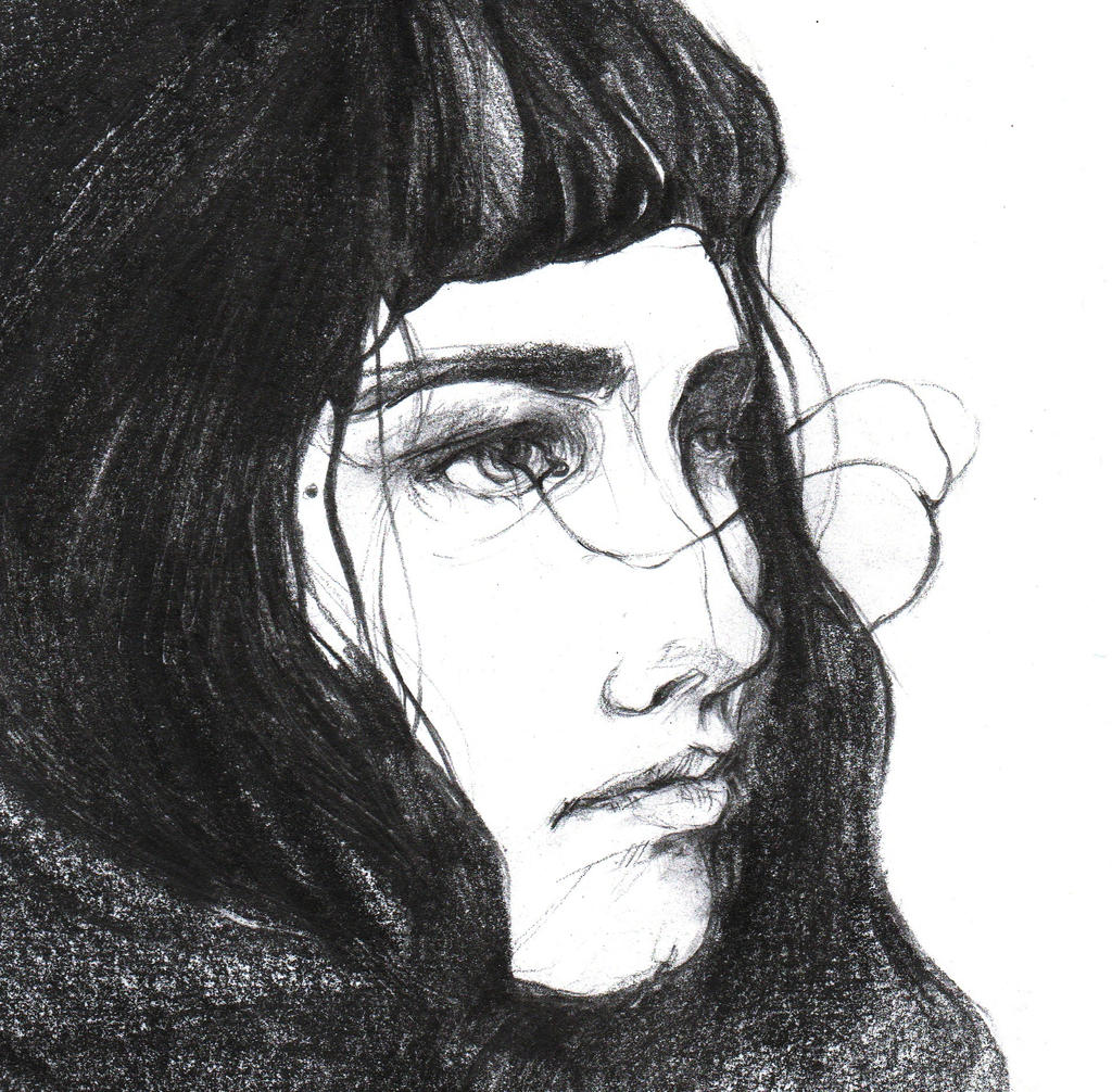 Selfportrait by OlgaMarkowska