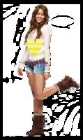Miley Cyrus PNG.