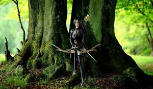 High Elf Archer (1/6 Scale Custom Figure)