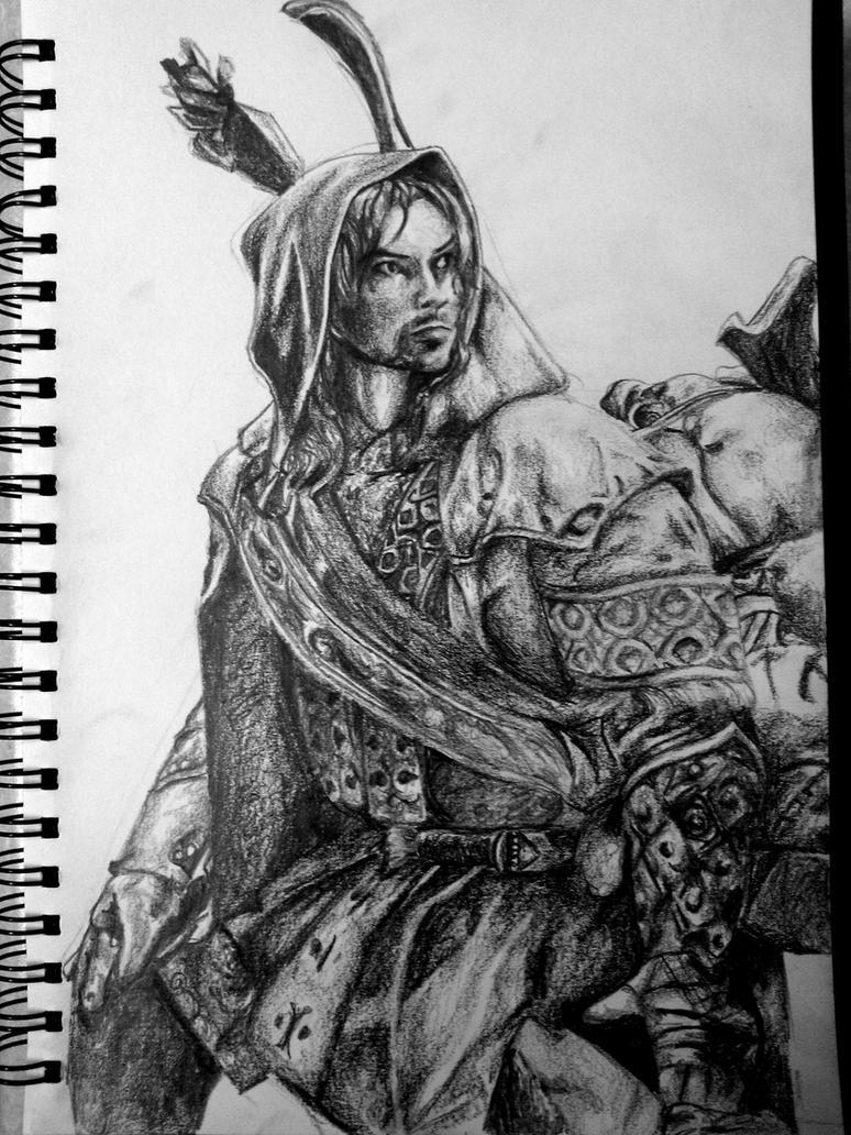 Kili - The Hobbit by InkTankManga