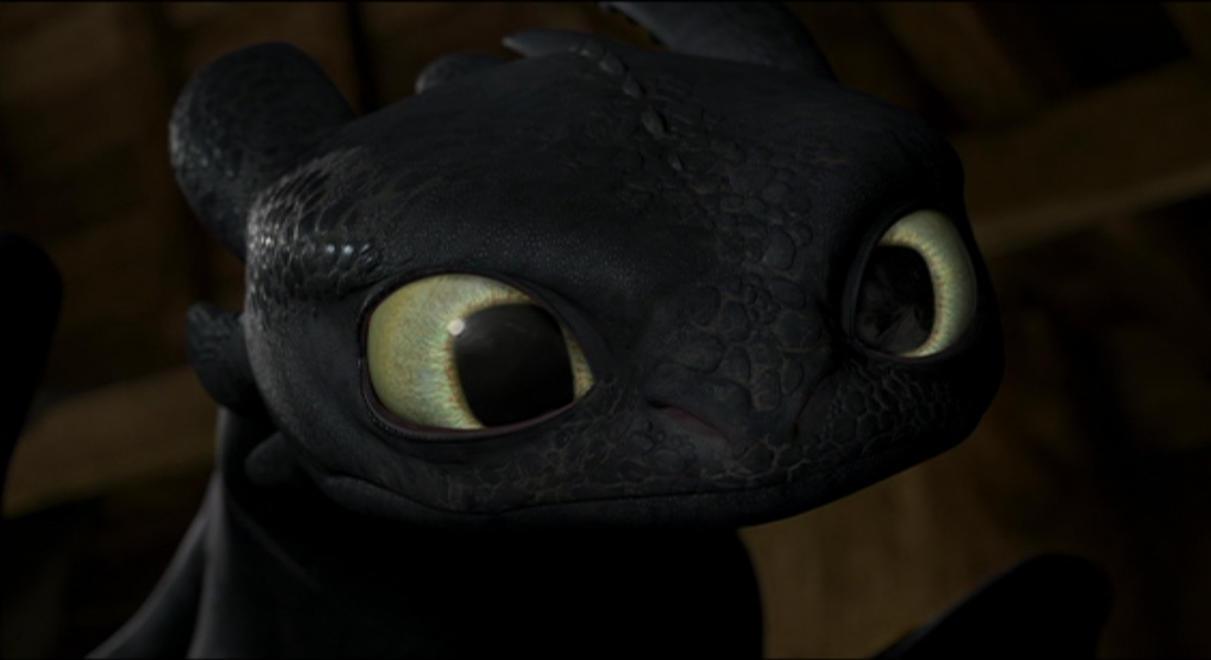 toothless - look at methebandicoot on deviantart