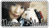 Nana Kitade fan stamp by HamsterLillu