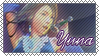 Yuna Stamp by HamsterLillu