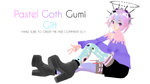 TDA Pastel Goth Gumi DL