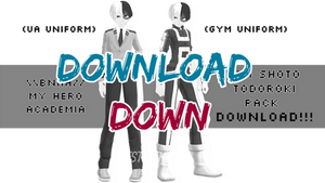 -[BNHA]- Tda Shoto Todoroki PACK DOWNLOAD DOWN!