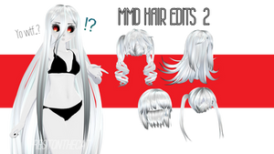 MMD Hair EDIT PACK DL 2~!!!