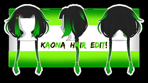 Hair Request 1#!