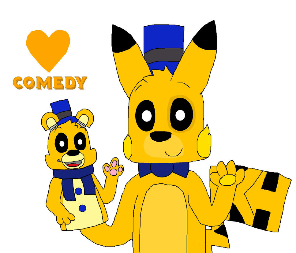 Meet Kromio and Golddy! The Comedy Duo! by Koshi5