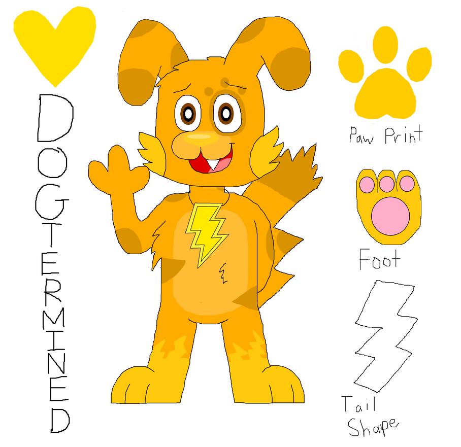 Me as a puppy/dog! Ruff! ^^ by Koshi5