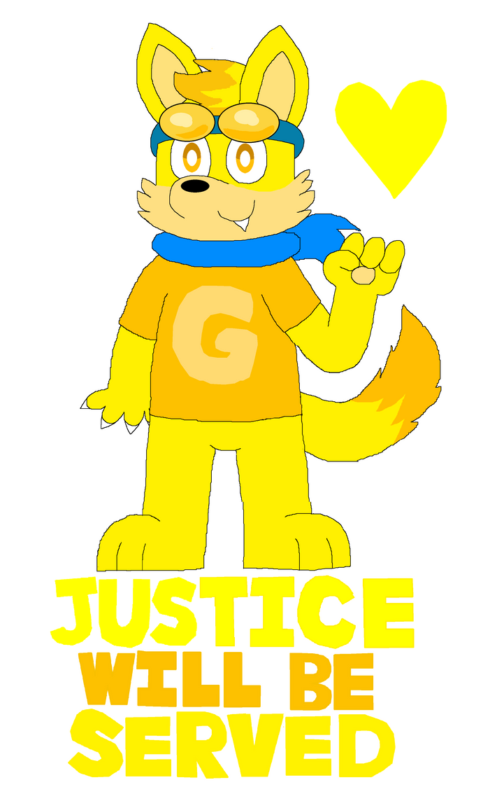 Justice Will Be Served! by Koshi5