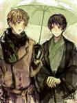 under one umbrella