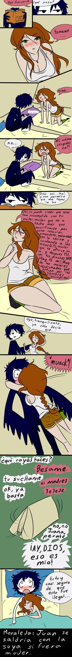 ipoteticamente.... by CuervoAmbar