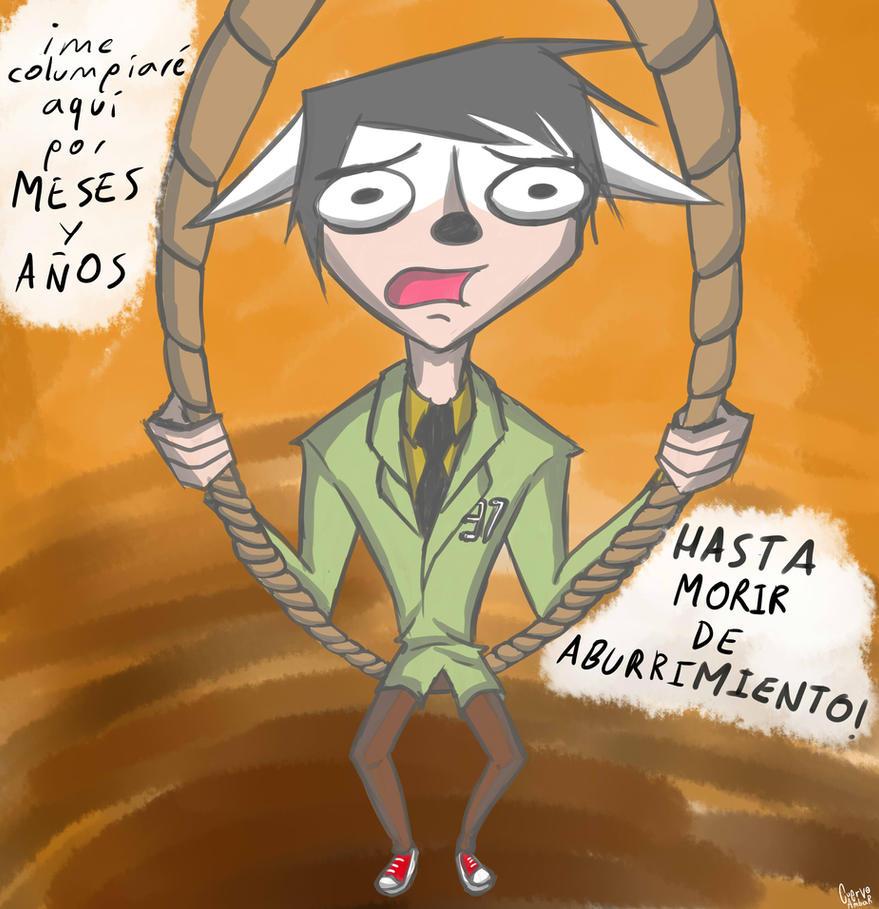 Guerra de imagenes! - Página 6 Hasta_morir_de_aburrimiento_by_cuervoambar-d83glac