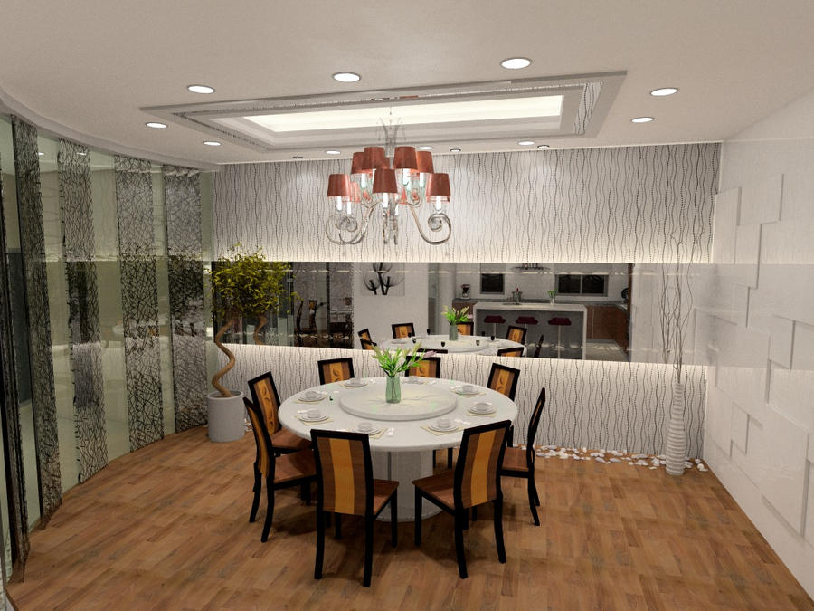 Dining area by ricky16882 on deviantart for Artwork for dining area