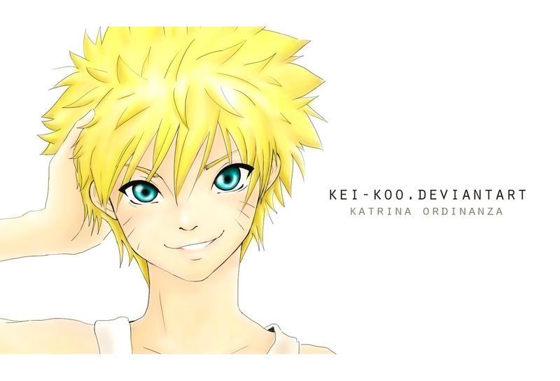 Naruto Fanart by Kei-Koo