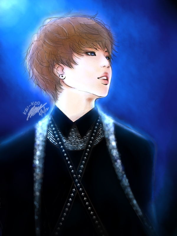 SHINee's Lee Taemin Rock Ver. by Kei-Koo