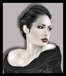 Angelina Jolie by pixelpretty