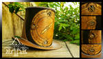 Steampunk hat by atelierdutroll