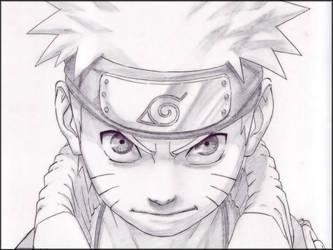Naruto Uzumaki by NarutoUchiha666