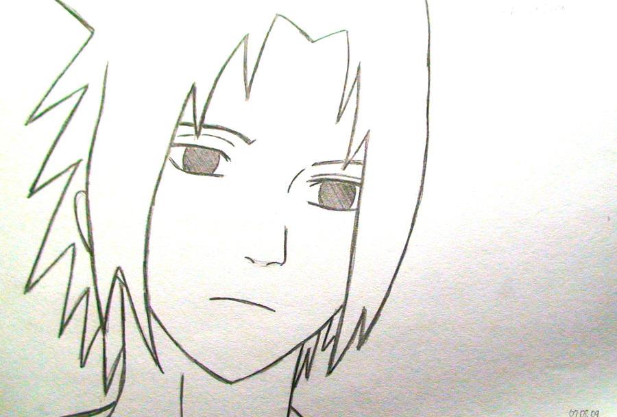 Sasuke Lineart : Sasuke uchiha the rogue ninja by narutouchiha on deviantart