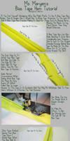 Sewingstuck - Bias Tape Hem Tutorial