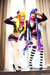 Mile High Club - Panty and Stocking