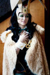 Bunny Girl Loki Preview