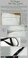 Sewingstuck - Jade Skirt Tutorial Part Two