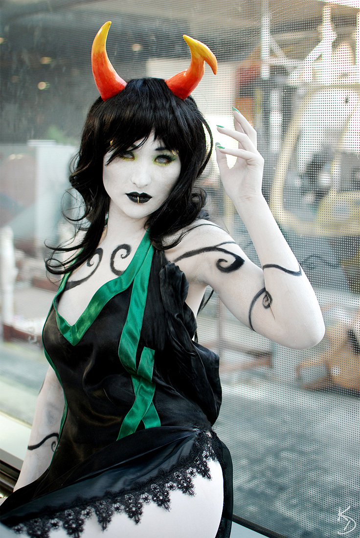 Porrim Maryam - Homestuck by Mostflogged