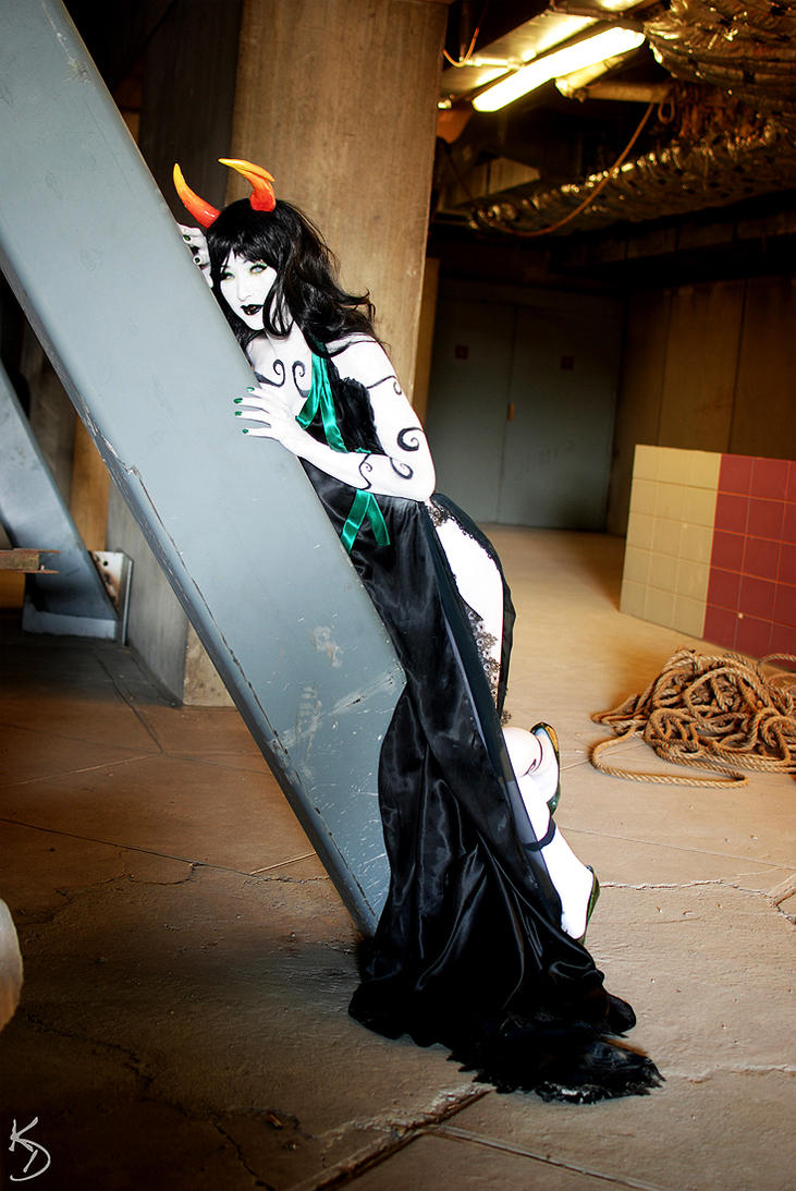 Just A Girl - Homestuck by Mostflogged