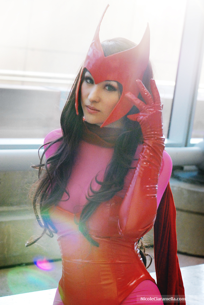 Black Magic Woman - Scarlet Witch by Mostflogged