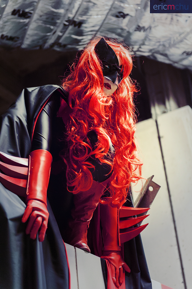 On Your Guard - Batwoman