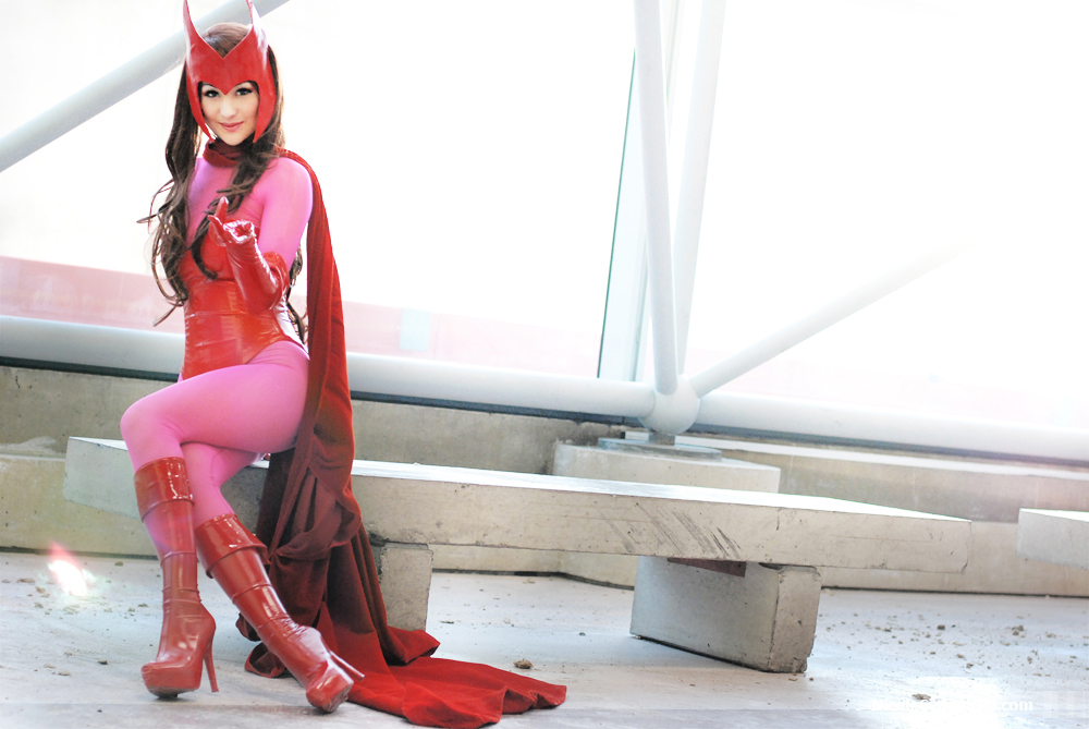 Bewitching Scarlet Witch By Mostflogged On Deviantart