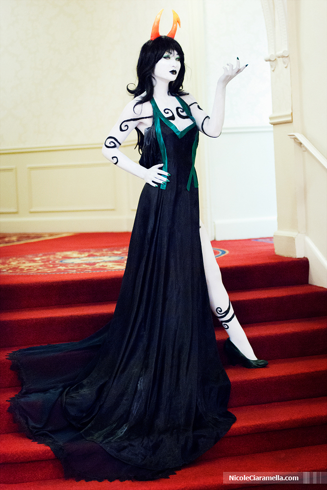 Elegance - Homestuck by Mostflogged
