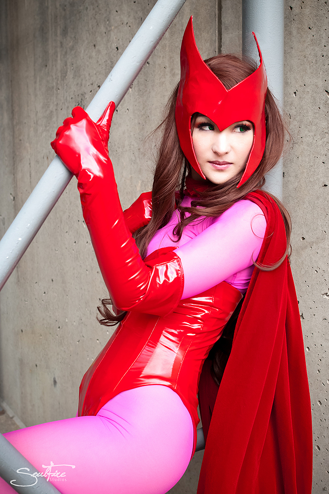 Scarlet Witch - Avengers by Mostflogged