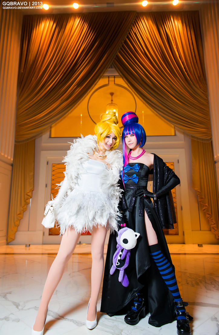 Casino Panty and Stocking - Panty and Stocking by Mostflogged