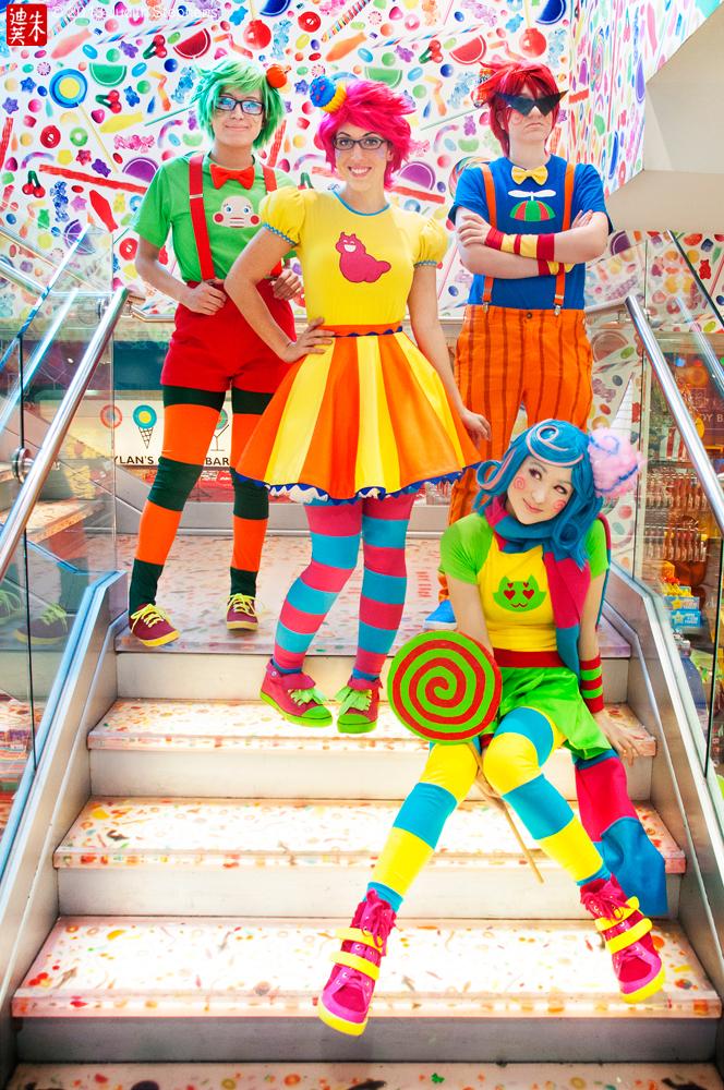 Trickster Alpha Kids - Homestuck by Mostflogged