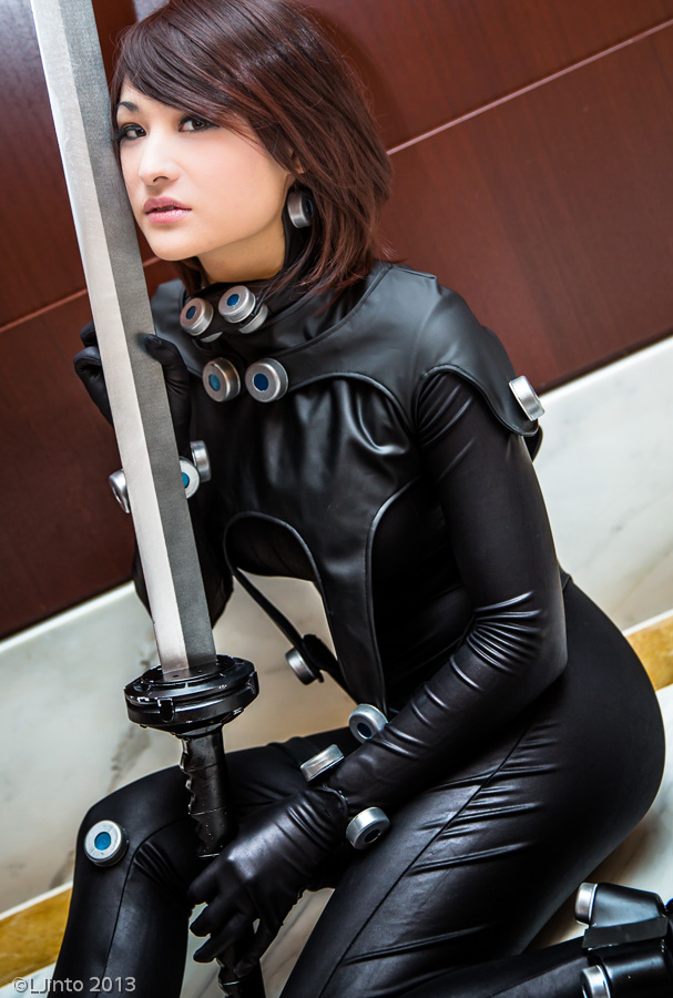 GANTZ COMIN AT YA by Mostflogged