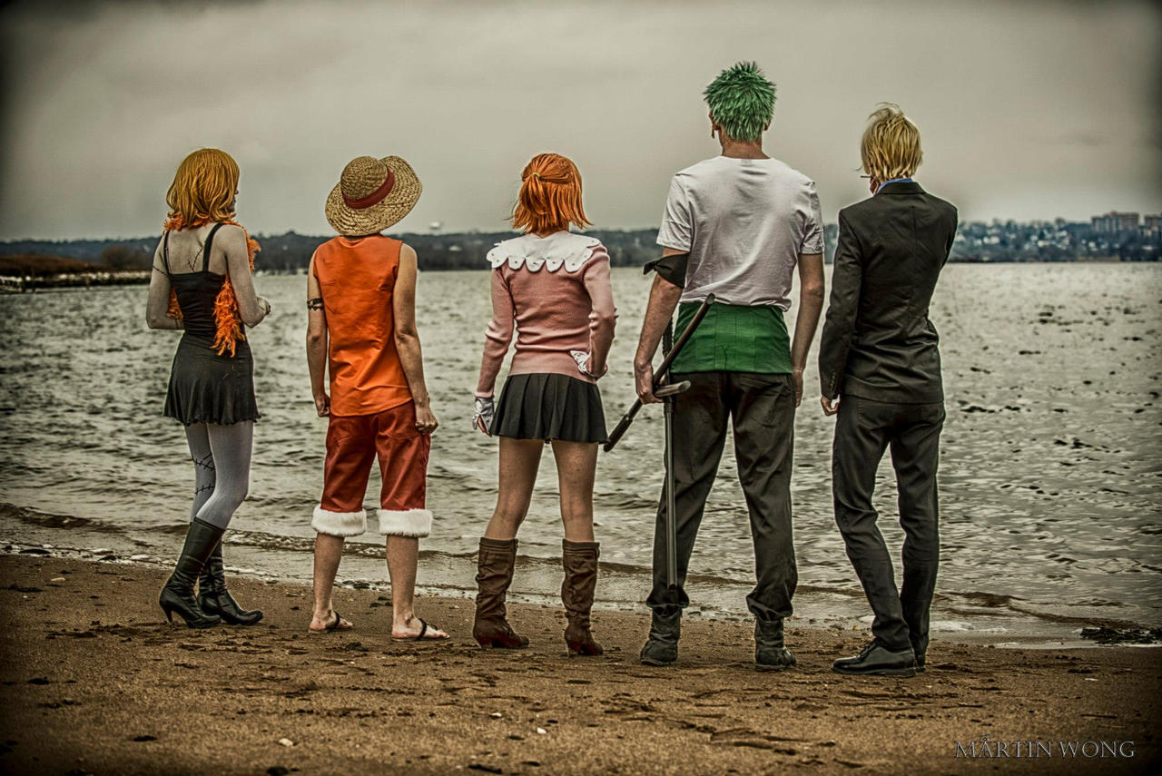 Thriller Bark - One Piece by Mostflogged
