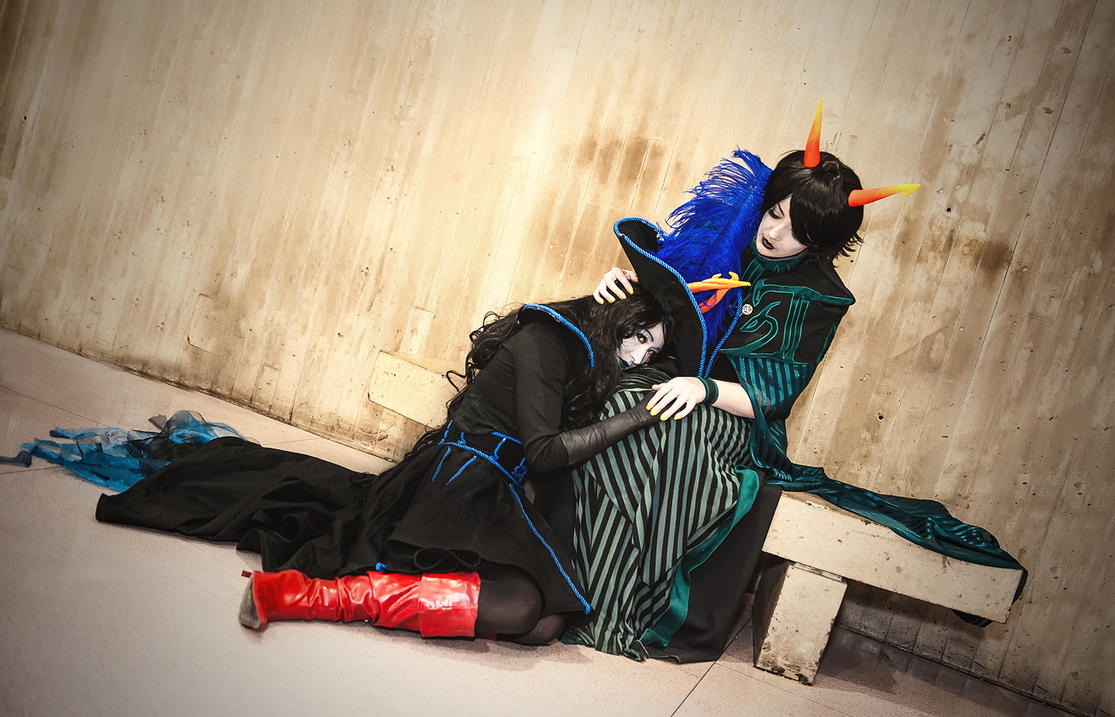 Chained - Homestuck by Mostflogged